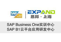SAP Business One中国认证